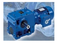 NORD Worm gear reducer